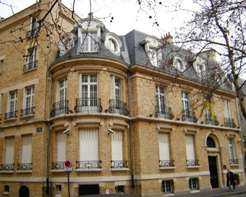 Ambassade d'Ukraine en France