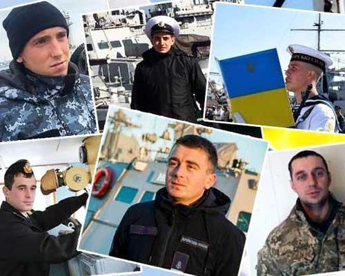 Capturés, des marins ukrainiens pourraient servir de monnaie d'échange