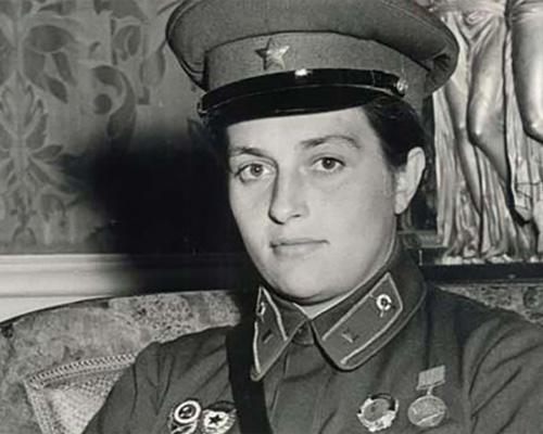 Lioudmila Mikhaïlovna Pavlitchenko