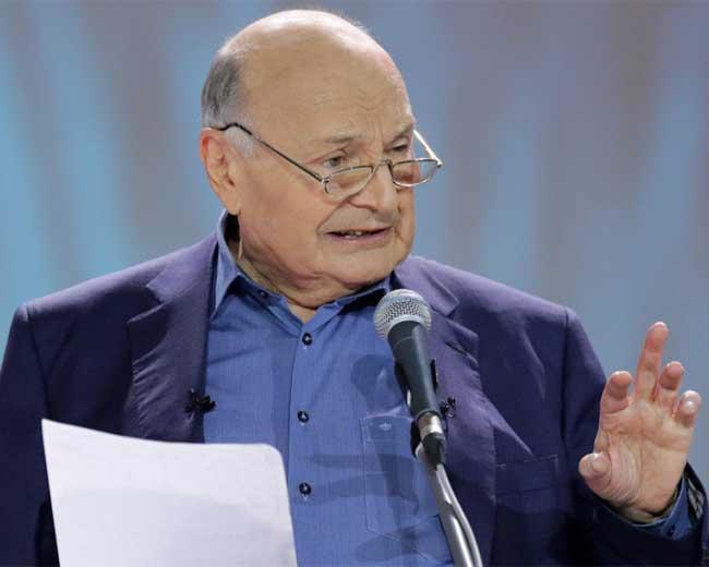 Le célèbre satiriste Mikhail Zhvanetsky meurt à 86 ans