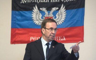 La justice française dissout une «représentation officielle» de la République du Donetsk